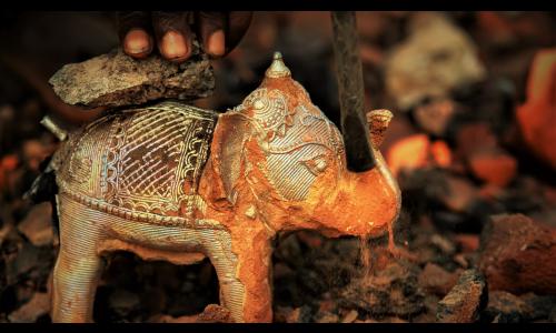 Dhokra - Art from Mohenjo-daro times