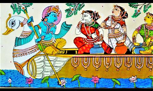 Pattachitra - Art from Jagannath Era