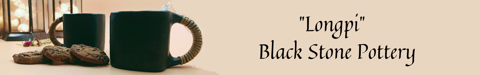 Longpi - Black Pottery